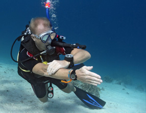 PADI Advanced open water course diving krabi ao nang thailand