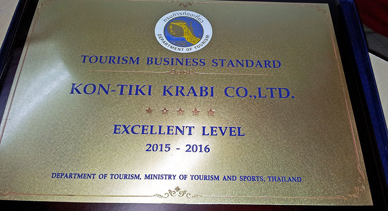 Award-kon-tiki-krabi-for-tourism-business-thailand