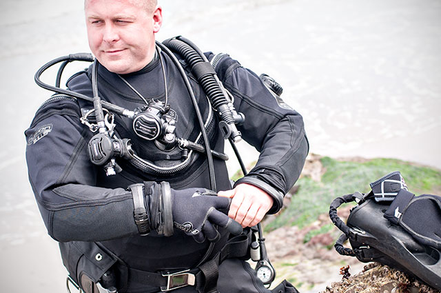 apeks technical diving