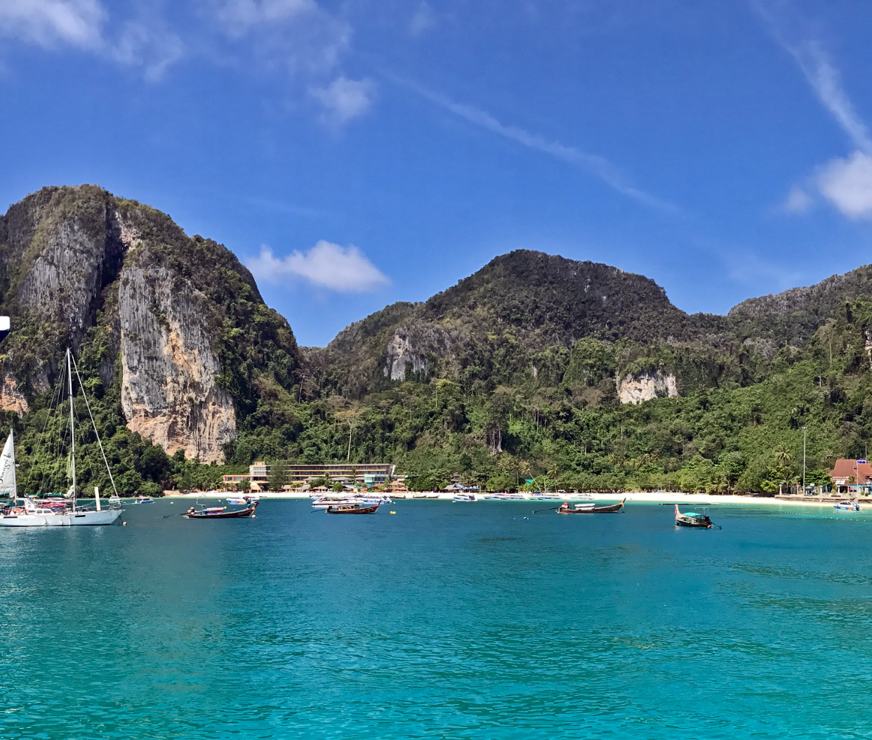 gustav ebba interns krabi kon tiki phi phi islands
